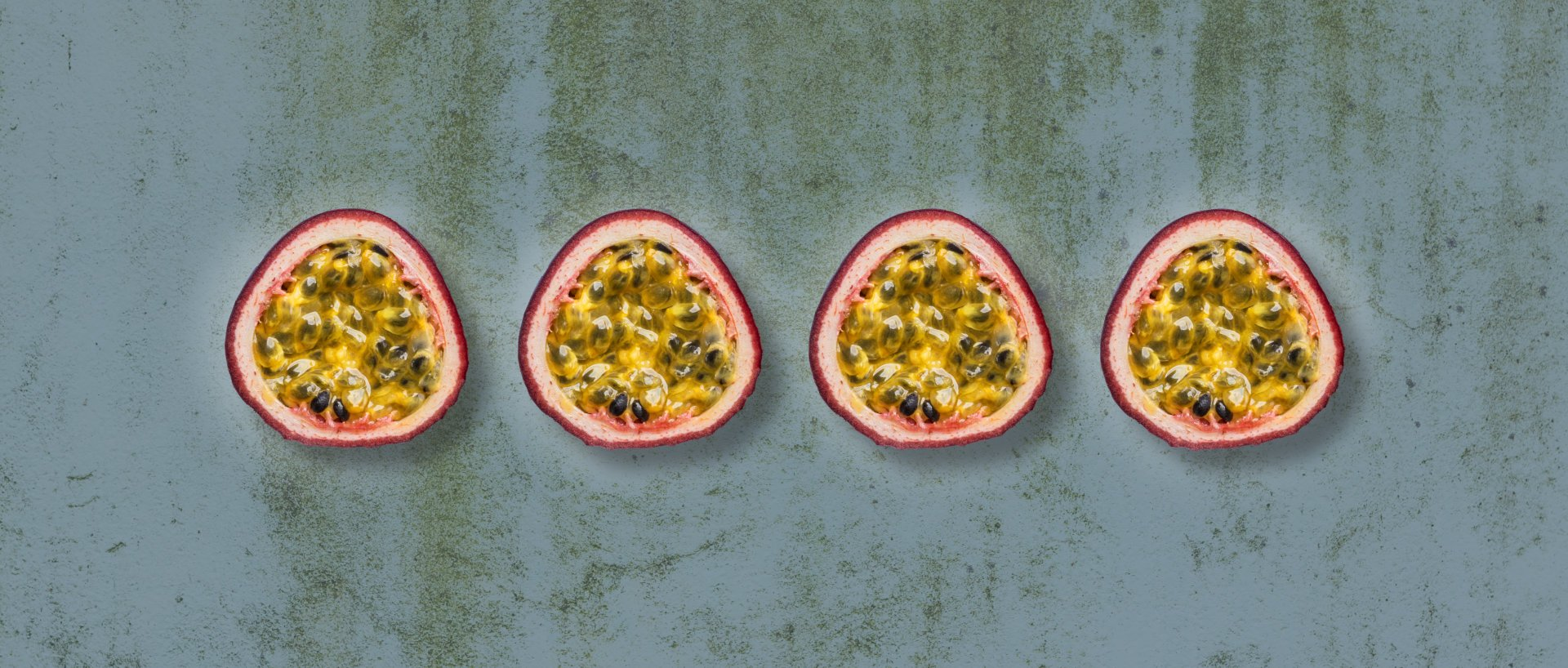 Organic Passion Fruits for Lemonade